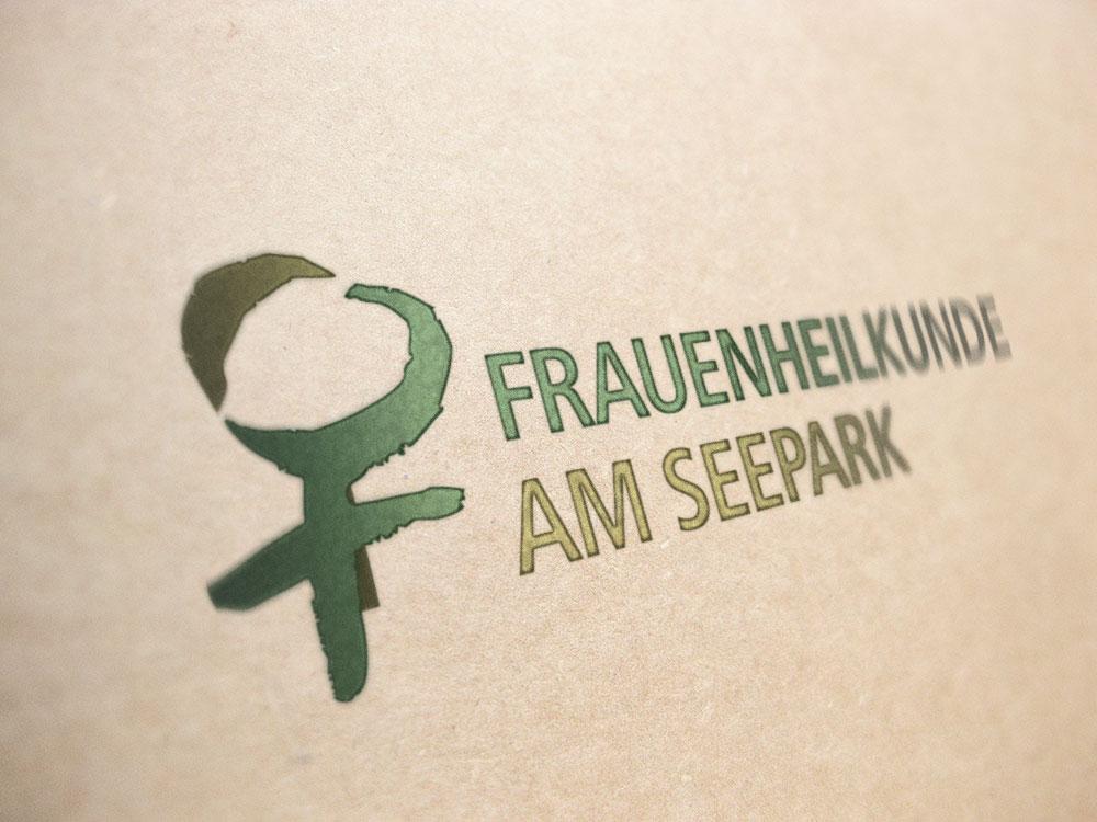 logo arzt frauenheilkunde am seepark